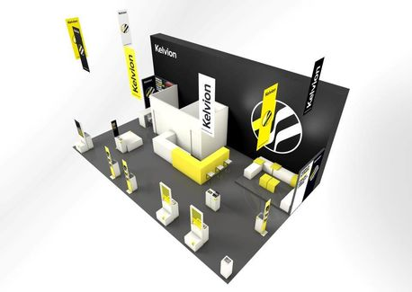 Kelvion exhibit product portfolio after rebranding